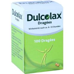 DULCOLAX DRAGEES DOSE